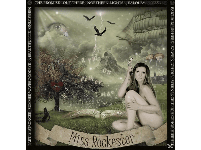 Miss Rockester - A Ride On Either Side [CD]