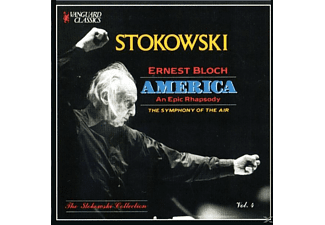 American Concert Choir, Symphony Of The Air - America - (CD)