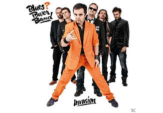 Blues Power Band - Invasion - (CD)