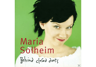 Maria Solheim - Behind Closed Doors - (CD)