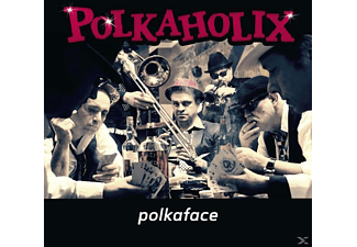 Polkaholix - Polka Face [CD]