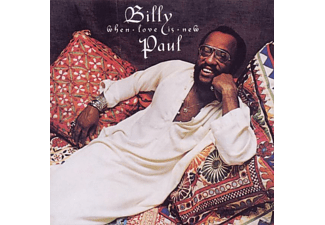 Billy Paul - When Love Is New - (CD)