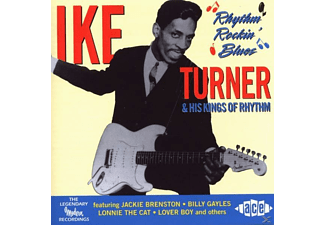 Ike Turner - Rhythm Rockin'blues - (CD)