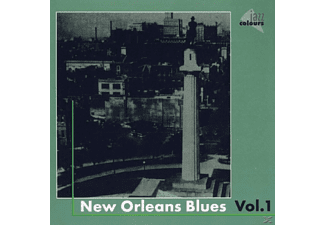 VARIOUS - New Orleans Blues Vol.1 - (CD)