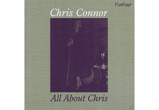 Chris Connor - All About Chris - (CD)