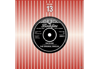 VARIOUS - Backline Vol.13 [CD]