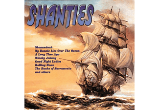 VARIOUS - Shanties - (CD)