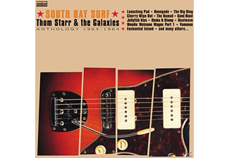 Thom Starr & The Galaxies - South Bay Surf: Anthology 1963-64 2-Lp 180 G - (Vinyl)