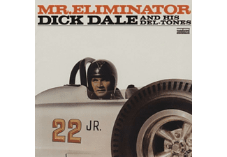 Dick Dale - Eliminator...Plus - (CD)