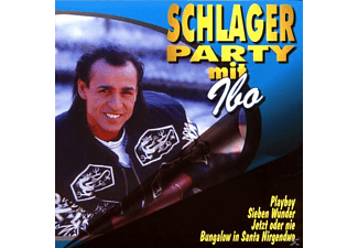 Ibo - Schlagerparty Mit - (CD)