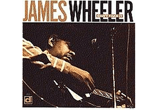 James Wheeler - Can't Take It - (CD)