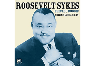 Roosevelt Sykes - Chicago Boogie - (CD)
