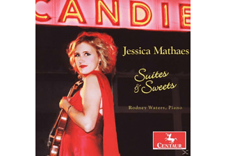 Waters Mathaes - Suites and Sweets - (CD)