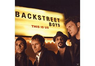 Backstreet Boys - This Is Us - (CD)