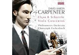 DAVID A. Carpenter - Viola Concertos - (CD)