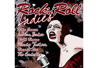 VARIOUS - Rock'n Roll Ladies - (CD)