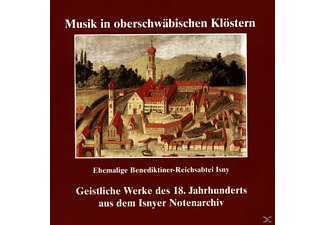 VARIOUS - Musik In Oberschw.Klöstern Isny [CD]