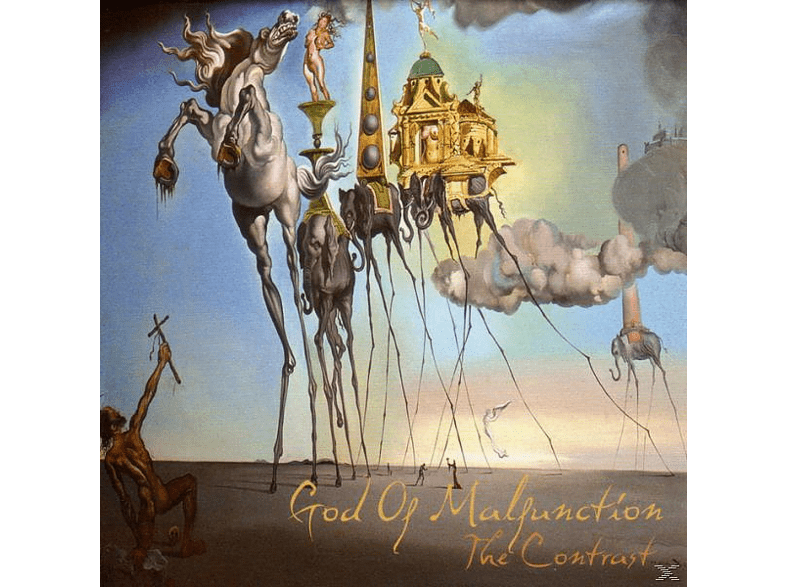 The Contrast - God Of Malfunction [CD]