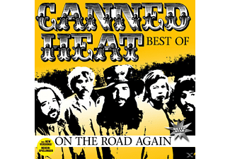 Canned Heat - On The Road Again-Best Of - (CD)