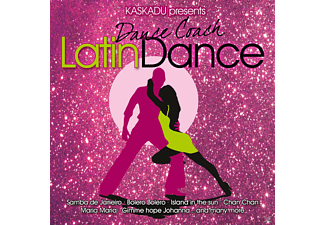 Kaskadu Presents - Dance Coach Latin Dance - (CD)