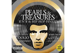 VARIOUS - Pearls & Treasures: R N B & Hip Hop Finest - (CD)