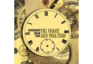 The Frank And Walters - Greenwich Mean Time - (CD)