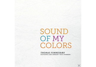 Thomas/+ Fonnesbaek - Sounds of my Colors - (CD)