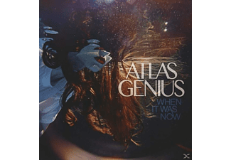 Atlas Genius - When It Was Now - (Vinyl)
