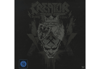 Kreator - DYING ALIVE (LTD DELUXE EARBOOK/+BRD) - (CD + Blu-ray Disc)