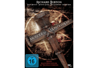 Murder By Confession - (DVD)