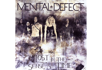 Mental Defect - Lost In The Sense Of Time - (CD)