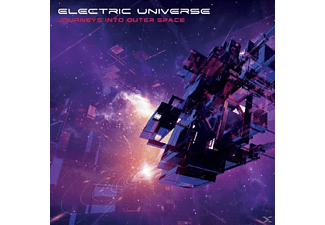 Electric Universe - Journey Into Outer Space - (CD)
