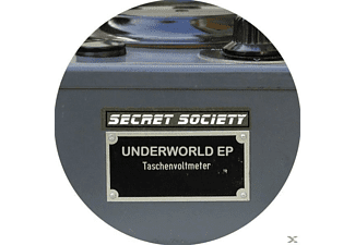 Secret Society - Underworld EP - (Vinyl)