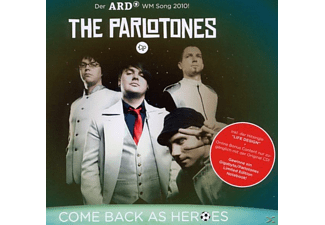 The Parlotones - Come Back As Heroes - (CD)