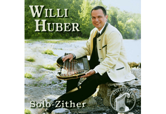 Willi Huber - Solo-Zither - (CD)