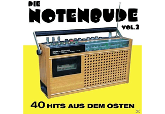 VARIOUS - Notenbude-Vol.2 - (CD)