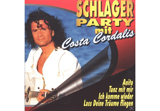 Costa Cordalis - Schlagerparty Mit - (CD)