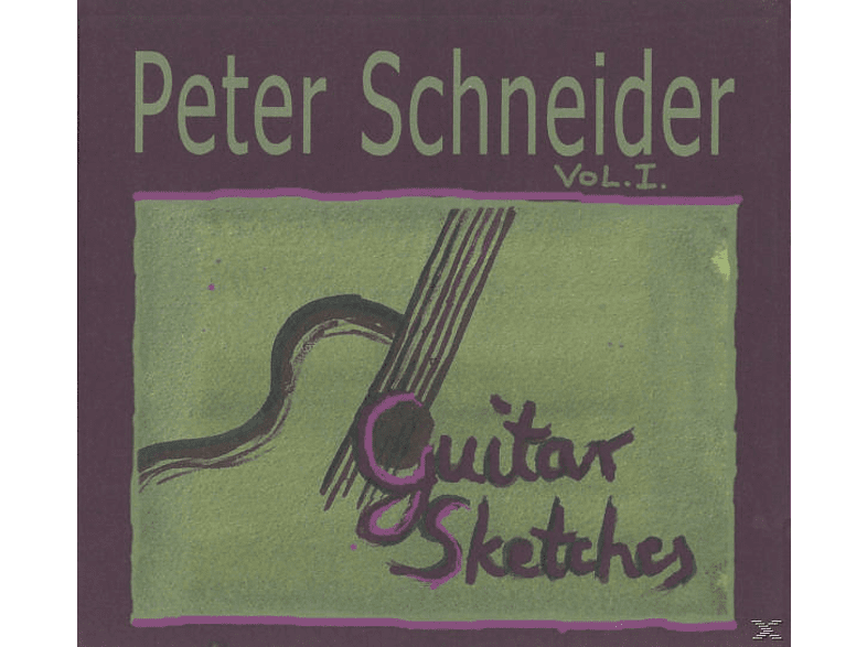 Peter Schneider - Guitar Sketches [CD]