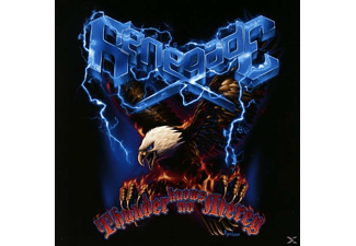 Renegade - Thunder Knows No Mercy - (CD)