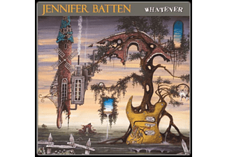 Jennifer Batten - Whatever - (CD)