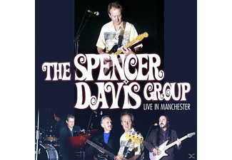 The Spencer Davis Group - Live In Manchester - (CD)