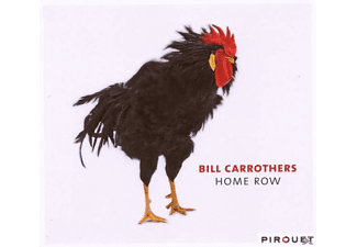 Bill Carrothers - Home Row - (CD)