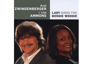 ZWINGENBERGER,A. & AMMONS,L., Zwingenberger, Axel / Ammons, Lila - Lady Sings The Boogie Woogie - (CD)