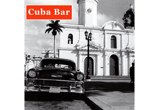 VARIOUS - Cuba Bar - (CD)