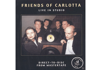 Friends Of Carlotta - Live In Studio (180g) - (Vinyl)