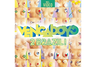 Vengaboys - 2 Brazil!-Incl.Video - (Maxi Single CD)