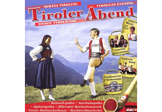 VARIOUS - Tiroler Abend - (CD)