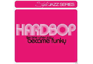 VARIOUS - Hardbop-The Time When Jazz Became Funky - (CD)