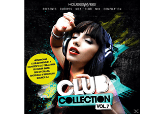 VARIOUS - Club Collection Vol.7 - (CD)