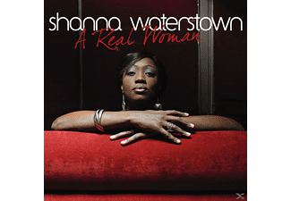 Shanna Waterstown - A Real Woman - (CD)